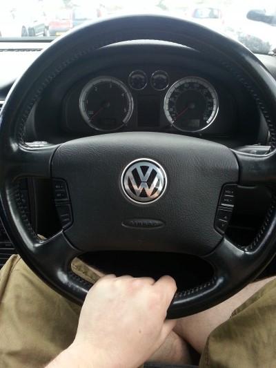 How To Unlock Steering Wheel >> .: Polo-mk3 - Quacky B5.5 :. New Wheels :-) 7/2/17 - UKPassats